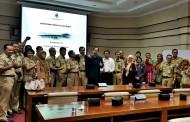 Kunjungan Tim PMPRB Pemerintah Provinsi Jawa Tengah