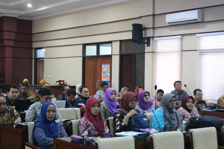 Seminar Telaahan Sejawat antar Aparat Pengawasan Intern Pemerintah (APIP) Tahun 2018 di Lingkungan Inspektorat Provinsi Jawa Barat