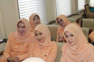 Pengukuhan Pengurus DWP Inspektorat Provinsi Jawa Barat