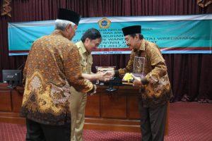 SIlaturahmi Keluarga Besar Inspektorat Provinsi Jawa Barat menjelang Bulan Suci Ramadhan 2018